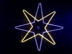 Estrelas Duas Cores