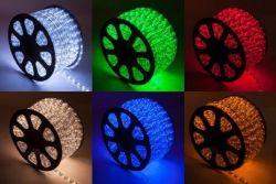 Mangueira Luminosa LED Varias Cores Rolo 100mts