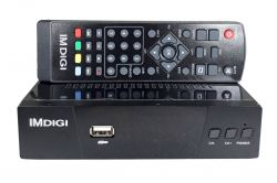 IMDIGI Conversor Digital TV Full HD 1080p HDMI USB